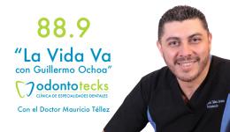 Guillermo Ochoa, dentista