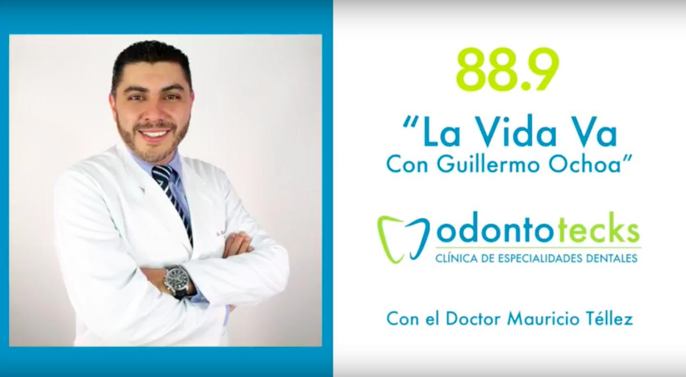 """Dr. Mauricio Téllez- """"La Vida Va"""" con Guillermo Ochoa"""