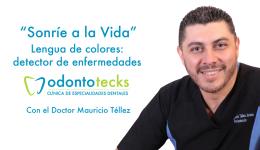 Lenguas de colores, programa sonríe a la vida