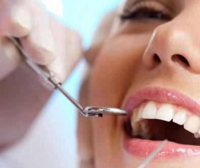 Descuento en limpieza ultrasónica y aeropulido dental