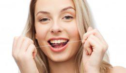 Por qué necesito usar hilo dental