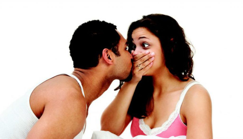Tu pareja tiene mal aliento